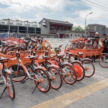 china bicycle madness