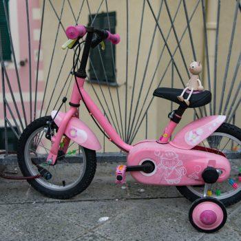 bientôt je passe mon permis et je range mon vélo!