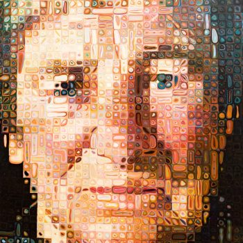 sfmoma chuck close the painting