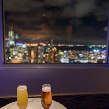 san francisco: bellini time and skyline