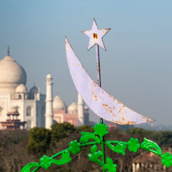 taj mahal-yes: taj mahal!...this is a very indian sign !