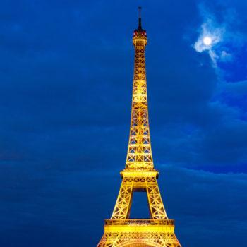 130 years eiffel tower