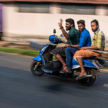 relaxing transport solution in india by albi