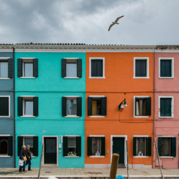 burano - venice: color festival by albi