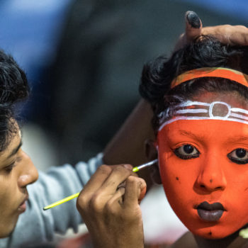 theyyam - indian culture and other religiouse stuff