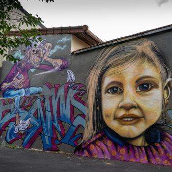 Vitry sur Seine - street art swmcrew