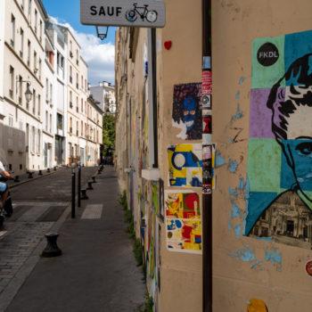 photos d'une ville morte: paris